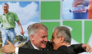 Regierungen von Sachsen und Bayern tagen gemeinsam (Foto)