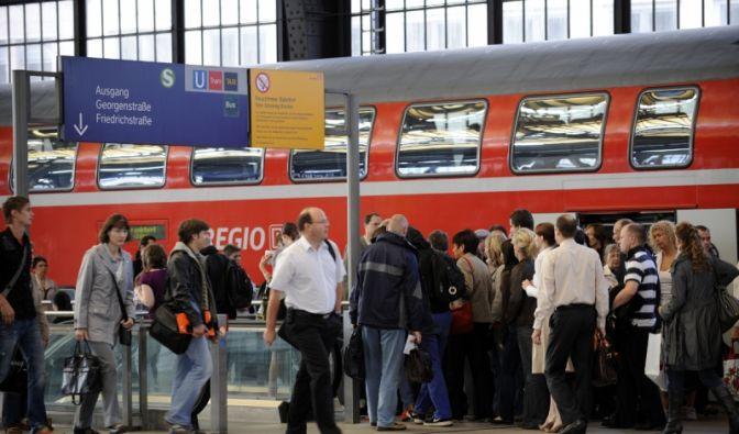 Regionalbahn (Foto)