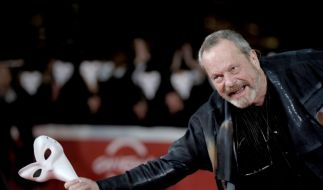 Regisseur Terry Gilliam. (Foto)