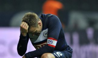 Rehhagel muss gegen Werder improvisieren (Foto)