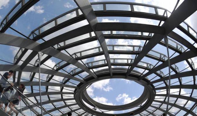 Reichstagskuppel kann wieder spontan besucht werden (Foto)