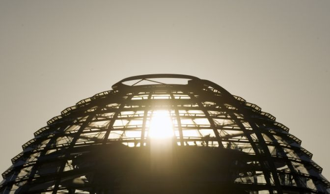 Reichstagskuppel (Foto)