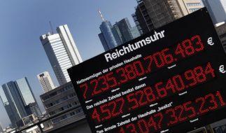 Reichtumsuhr (Foto)
