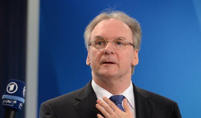 Reiner Haseloff gewinnt mit der CDU in Sachsen-Anhalt. (Foto)