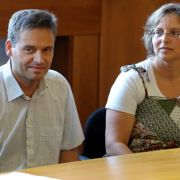 Reinhard und Sandra Schlitter: «Wir beten auch für den Täter».