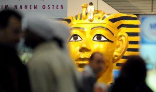 Reisemesse ITB Berlin endet (Foto)