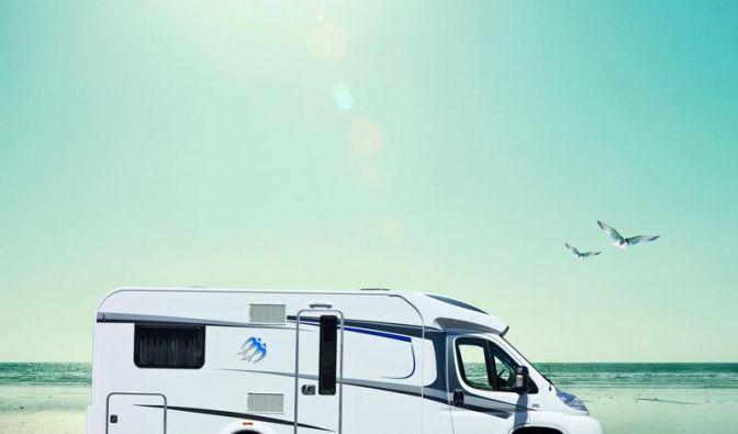 Reisemobile Knaus: Neue Modelle mit neuem Bad (Foto)
