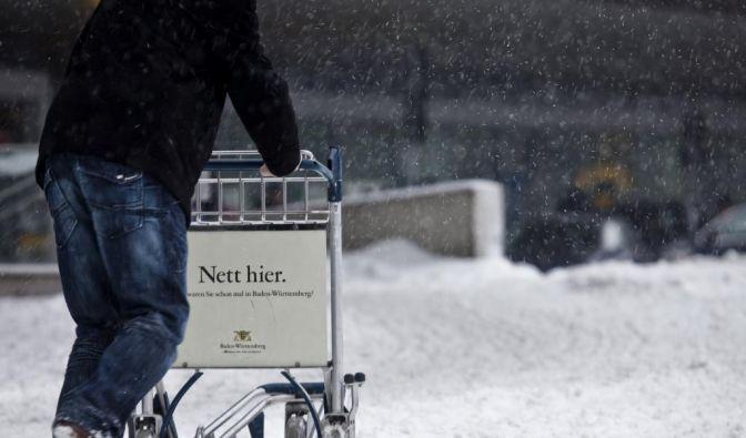 Reisen in Zeiten der Kälte (Foto)