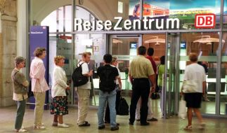 Reisezentrum Bahn (Foto)