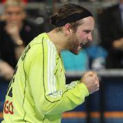 Reizfigur: DHB-Keeper Silvio Heinevetter.