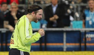 Reizfigur: DHB-Keeper Silvio Heinevetter. (Foto)