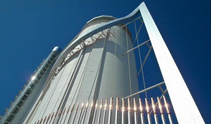 Rekord-Orgel aus der Rhön begeistert auf der Expo (Foto)