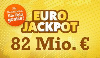euro lotto zahlen am freitag