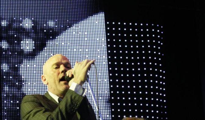 R.E.M. lösen sich auf (Foto)