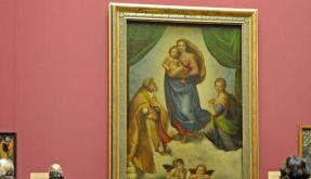 Renaissancemadonnen locken 258 000 Besucher (Foto)