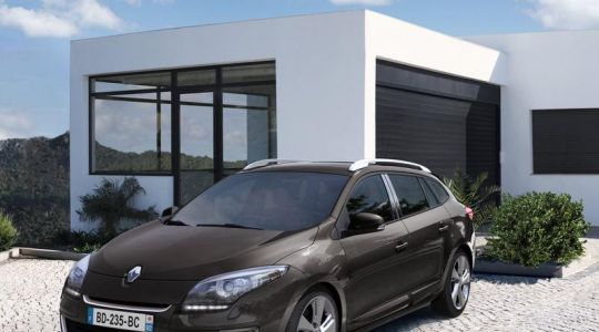 Renault baut Mégane sparsamere Motoren ein (Foto)