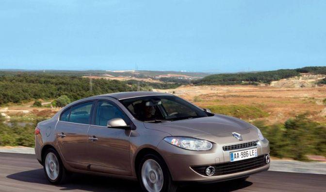 Renault Fluence: Neue Limousine ab 17 950 Euro (Foto)