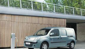 Renault Kangoo Z.E. (Foto)