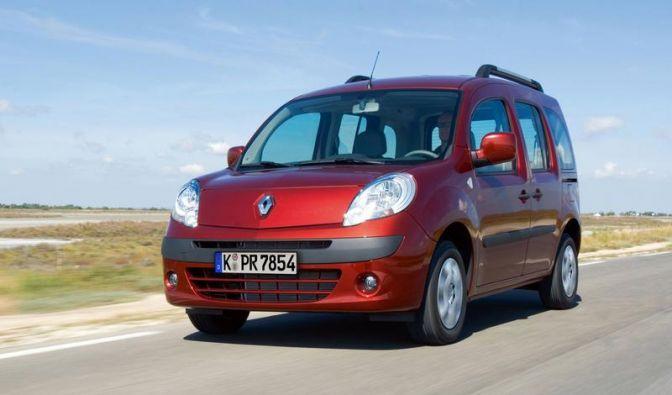 Renault Kangoo (Foto)