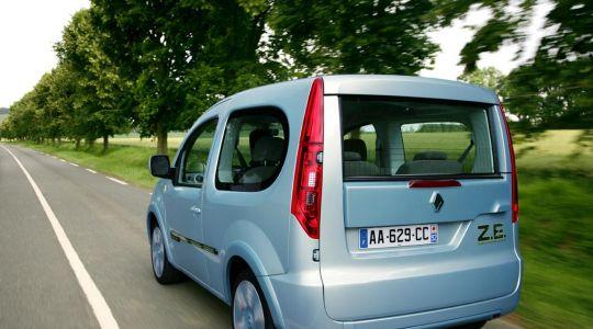 2011 startet Renault eine Produkt-Offensive mit vielen Elektro-Modellen - wie dem Kangoo Z.E.  (Foto)