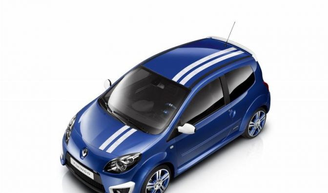 Renault Twingo Gordini: Ab April in Deutschland (Foto)