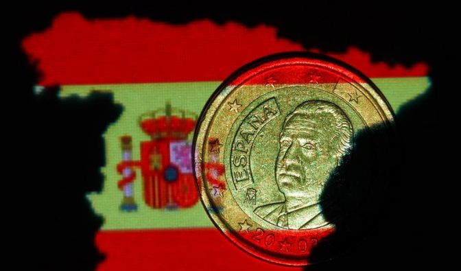 Rendite für Spanien-Anleihen steigt vor Finanzminister-Treffen (Foto)