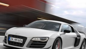 Rennwagen mit Straßenzulassung: Audi R8 als GT (Foto)