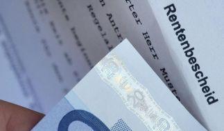 Rentenbeitrag könnte auf 19,0 Prozent sinken (Foto)