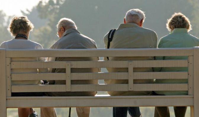 Rentenbeitrag sinkt auf 18,9 Prozent (Foto)
