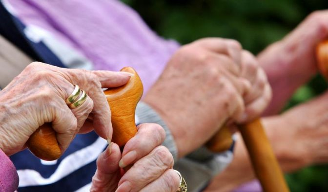 Rentenniveau sinkt (Foto)