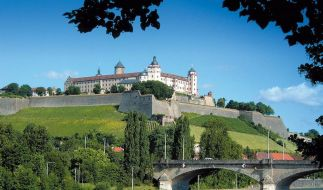 Residenzstadt Würzburg (Foto)