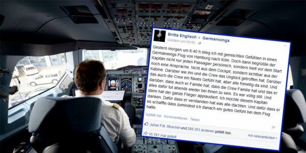 Rührende Geste auf Facebook