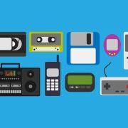 Retro ist in! Viele Geräte aus den 80ern und 90ern feiern ihr Comeback. (Foto)
