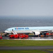 Feuersbrunst im Flieger! Passagiere retten sich über Rollfeld (Foto)