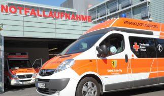 Rettungswagen (Foto)
