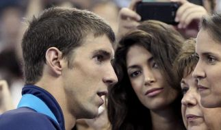 Revanche lockt: Phelps heiß auf Biedermann (Foto)