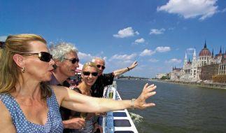 Rhein oder Rhône: das richtige Flussreiseziel finden (Foto)