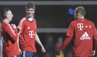 Rib & Rob zaubern Müller frei: zurück zur WM-Form (Foto)