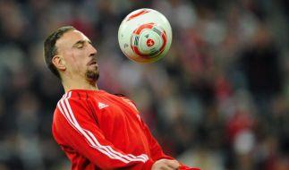 Ribéry beklagt angespanntes Verhältnis zu van Gaal (Foto)
