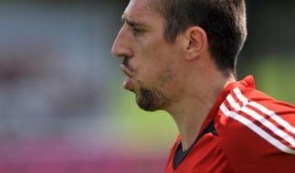 Ribéry bestreitet «Sex gegen Bezahlung» (Foto)