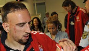Ribéry bleibt (Foto)