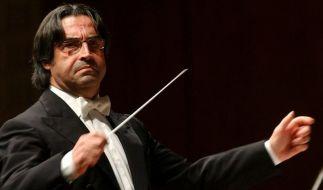 Riccardo Muti bei Proben zusammengebrochen (Foto)