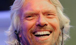 Richard Branson will mit U-Boot in die Tiefsee (Foto)