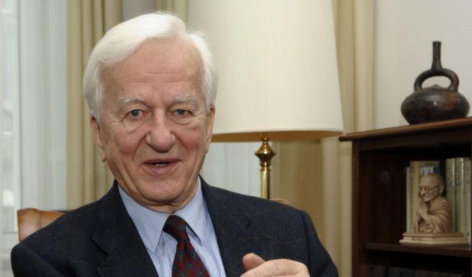 Richard von Weizsäcker (Foto)