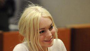 Richterin lobt Lindsay Lohan (Foto)