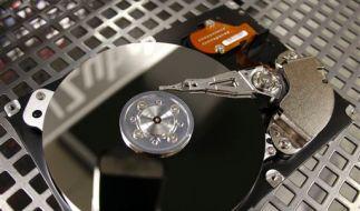 Richtig Löschen will gelernt sein - ansonsten bleiben wichtige Daten auf der Festplatte. (Foto)