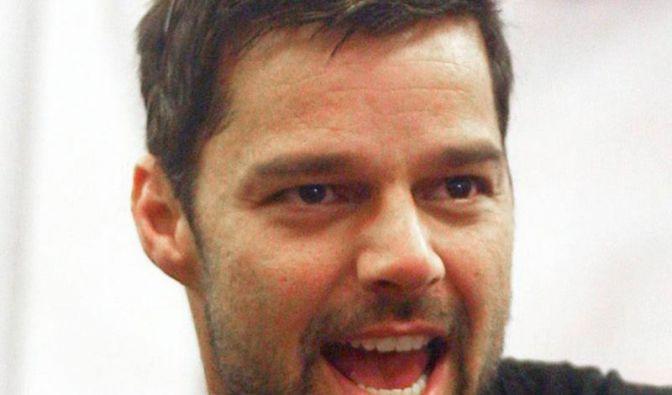 Ricky Martin liebte auch Frauen (Foto)
