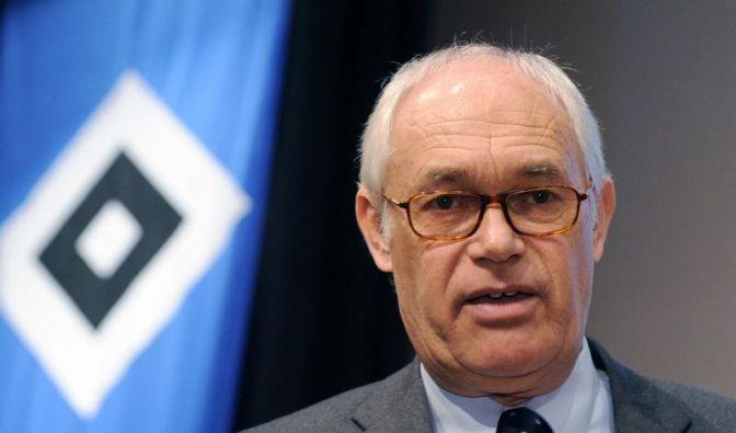 Rieckhoff bleibt HSV-Aufsichtsratschef (Foto)