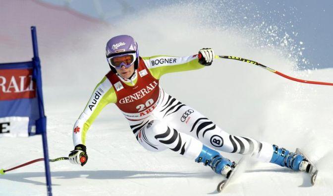 Riesch feiert 19. Weltcup-Sieg - Vonn Sechste (Foto)