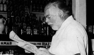 Riesen-Cocktail in Erinnerung an Hemingway (Foto)